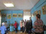 Обзорная экскурсия по залам краеведческого музея.