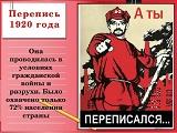 Первой советской переписи населения — 100 лет.