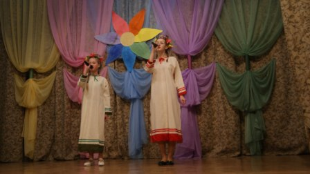 Конкурс фестиваль радуга танца